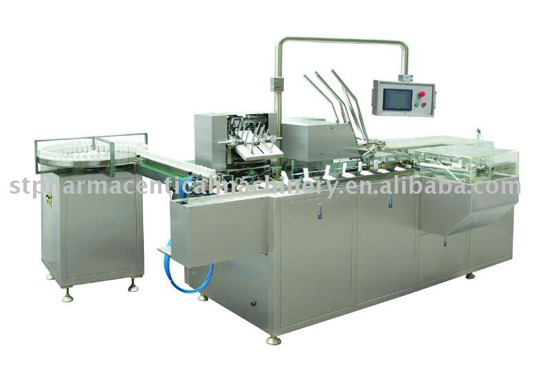 ZH-100P Automatic Horizontal Cartoning Machine