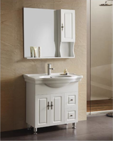 Cheap good quality bathroom cabinet with mirror