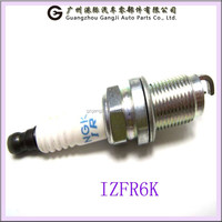 Hot Sale Best Price Auto Accessories For Japanese Cars OE IZFR6K Iridium Spark Plug