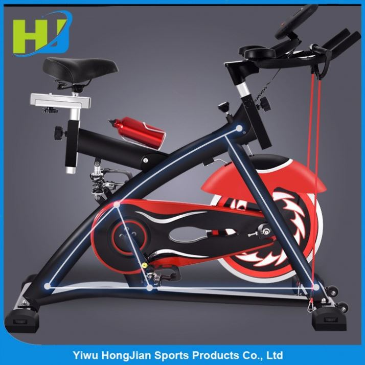 Hjsport Wholesale Indoor Giant Home Exercise Fitness Spinning Bike