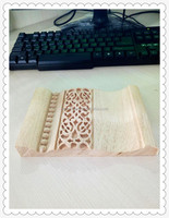 good design and high quality plain white margin wood carving hot sale