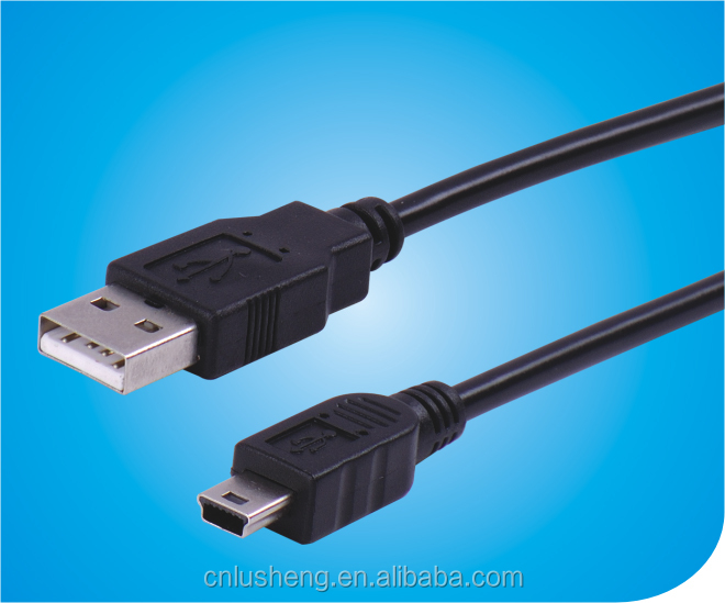 USB2.0 CABLE AM/MINI BM NOKIA/SAMSUNG