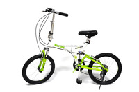 "20"" alu bicycles bike frame of lock foldes made in china folding bike"