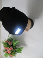 Wholesale winter hat - front LED knitted beanies cap hat
