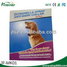 Anti Barking Collar With Citronella Spray