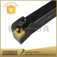 cnc mental lathe carbide external turning cnc tool holder cone iso40