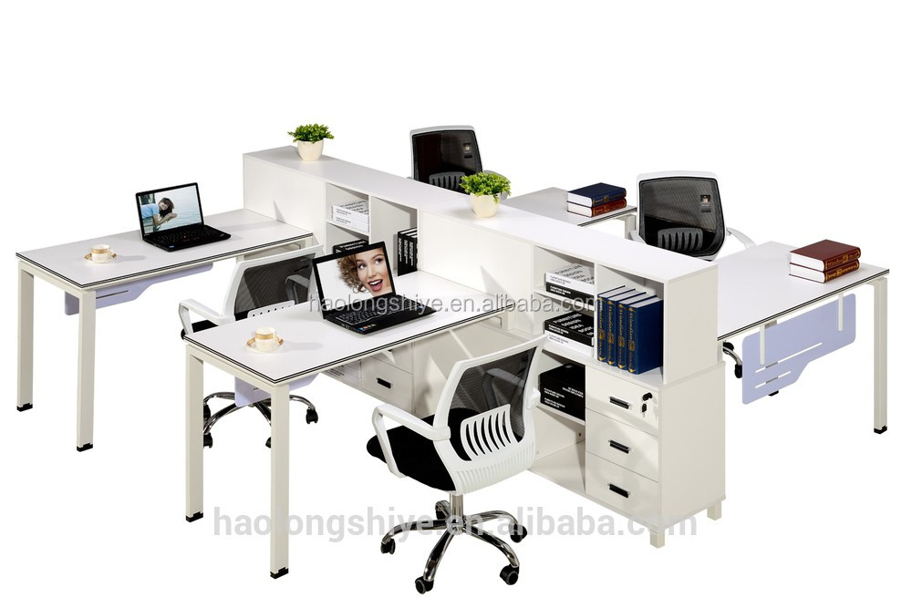 Home Office Furniture Latest Design Morden Pictures of Wooden Computer Table