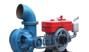 HW Agricultural Mixed-flow centrifugal water pump for irrigation