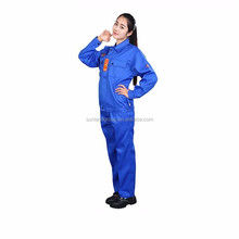 protective clothing <strong>safety</strong> 2-piece pant shirt cotton coverall