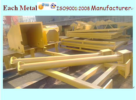 paint steel structure component for building