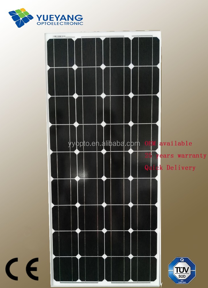 YYOPTO green power silicon wafers for solar cells