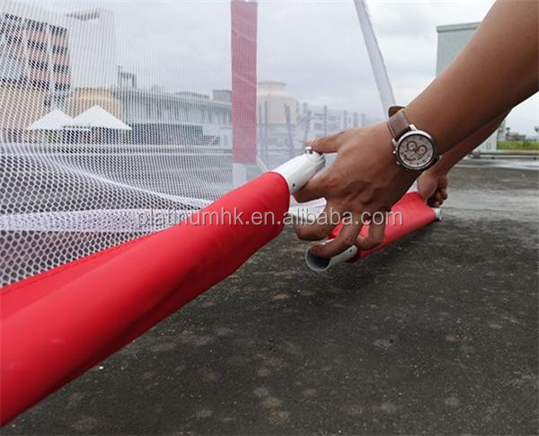 Soccer goal ( Customized size , Aluminum/Foldable /Portable)