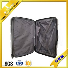 aluminium trolley bag luggage case