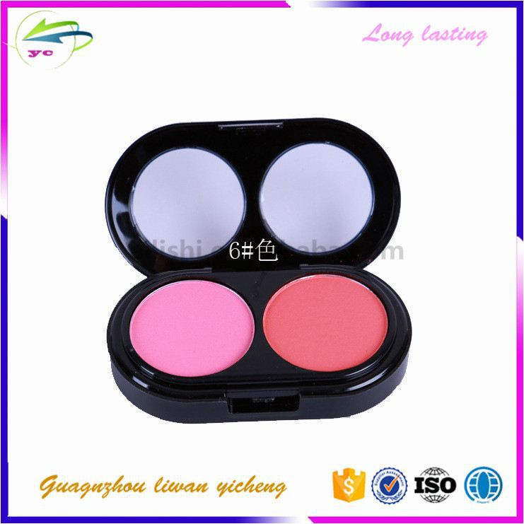 private label eyeshadow palette sunscreen 9 color blush palette