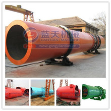 High capacity compact structure coal rotary dryer machine coal sludge drying machine
