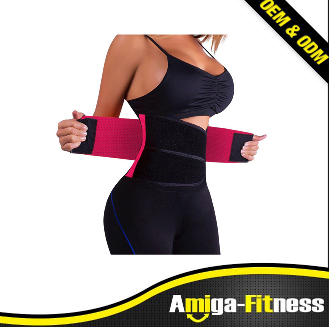 New fitness product waist trainer weight lose waist trimmer / waist slimming belt