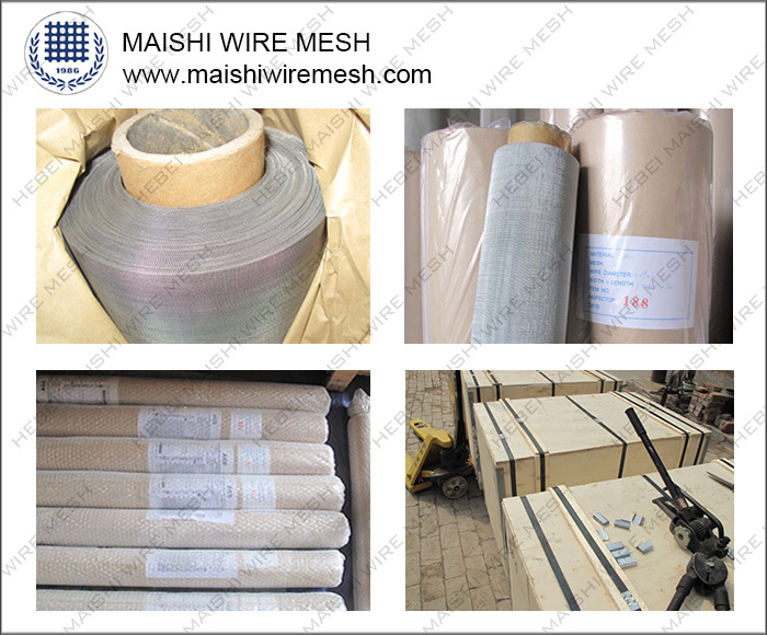 Stainless Steel Micron Wire Mesh