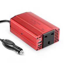 CE Certificated UK/USA Standard Inverter Car 300W Hot Sale Car Inverter 12V Power Inverter