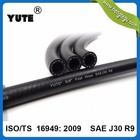 "yute professional flexible braided fkm rubber black 1"" fuel hose"