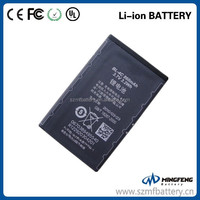 Mobile phone accessory bl-4c battery for Nokia low price