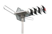 USA hot sale amplified HD Digital Outdoor HDTV Antenna with Infrared Remote Control