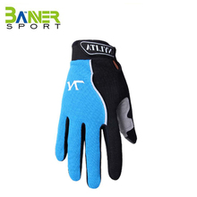 High quality men heat resistant gloves/smart touch gloves/horse riding gloves