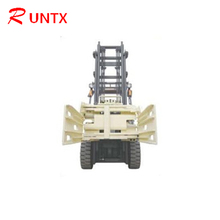 Hot sale revolving bale clamp forklift in xiamen