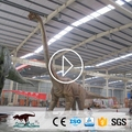 OAJ 8665 High quality animatronic dinosaur replicas