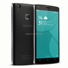 Doogee X5 Max 3G cell phone 5.0 inch MTK6580 Quad Core Android 6.0 1280*720P HD Screen Dual SIM 5MP Fingerprint ID mobile phone