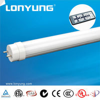 Remote Controlled LED Lighting Indoor Use ETL TUV T8 fluorescent lamp 600mm