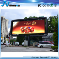 SMD full color large led display outdoor advertising led display screen p4 p5 p6 p8 p10outdoor led signs