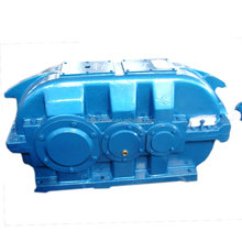 vertical right angle DBYK 3 stage gearbox speed reduce gearbox