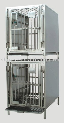 stainless steel monkey cage(double layers)