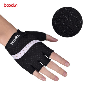Hot Selling breathable non-slip shock absorption cycling Gloves Wiping Sweat gloves bicycle Wholesale