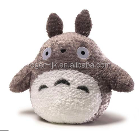 ICTI Create Your Own CE EN71 Plush Toy Fashion Custom Totoro Plush Stuffed toy