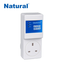 AVS Fridge Guard ,low voltage protection ,power socket time delay device