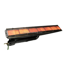Ceramic Infrared powder coating oven gas heater HD162