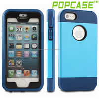 slim armor case with screen protector for iphone 5 s case