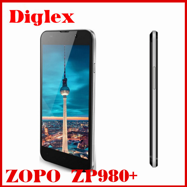 In stock Octa Core Phone zopo zp980+ android 4.2 5.0inch 16GB ROM WCDMA wholesale price