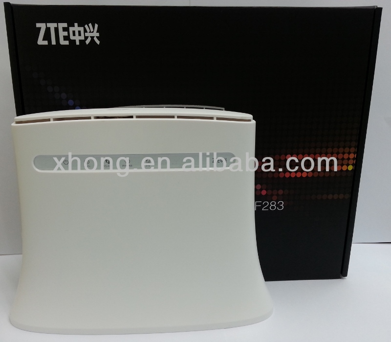 HOTTEST NEWEST ZTE LTE MF283 wireless Router EU Standard