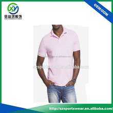 online shopping ! custom short sleeve plain polo t shirts for men