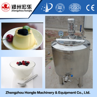 Mini Scale Commercial Milk Pasteurizer For Sale