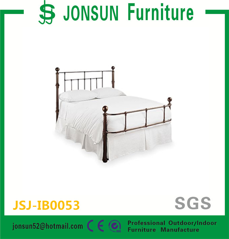 Fashion design wooden bedroom furniture PU leather bed round bed frame