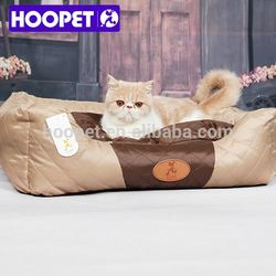 Luxurious dog house outdoor dog bed