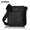 Black Color Nice Price Hot Fashion Mens Small Messenger Shoulder Bag Made in China