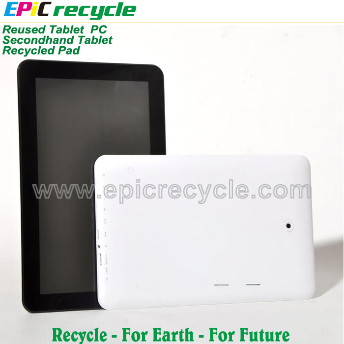 wholesale brand kids tablet pc recycled, used android tablet 7 inch mini pc, second hand tablet