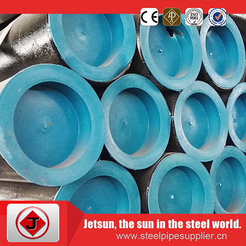 Factory API 5L oil casing pipe and black steel pipe