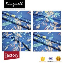 Various High Quality Sky Blue Silk Fabric For Skirts Or Home Textiles Products