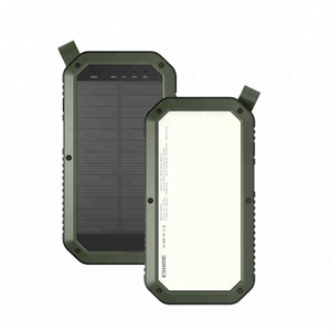 Mobile phone portable waterproof outdoor mini solar power bank
