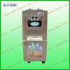 Ice cream machine frozen plate